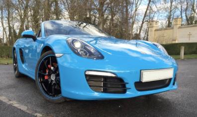Porsche  Boxster Sports Car Hire