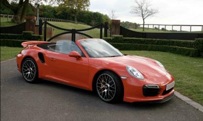 Porsche 911 Sports car hire