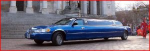 Lincoln Stretch Limousine in Birmingham
