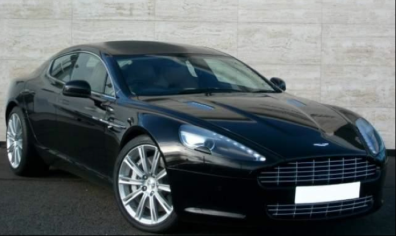 Aston Martin Rapide Sports Cars rental In Birmingham