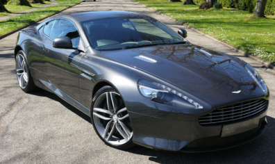 Aston Martin DB( sports Cars Hire in Birmingham