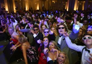 Prom Car Hire Birmingham Limo Service