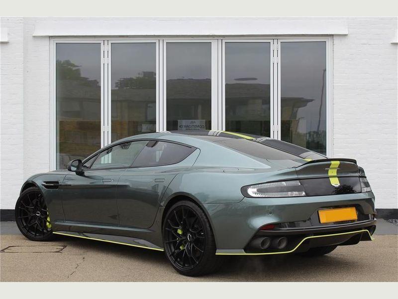 Aston Martin Rapide Prestige Sports Car Hire Birmingham