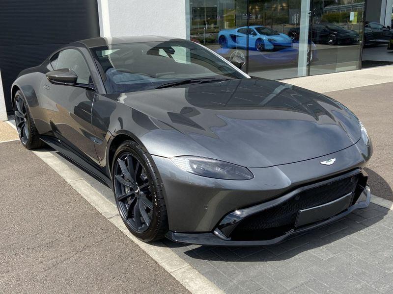 Aston Martin Vantage Sports Cars