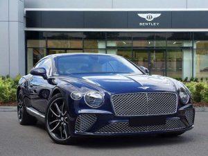 Bentley Continental Gt limo birmingham