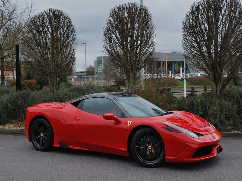 BIRMINGHAMLIMOHIRE Ferarri 458 for spotrs car, cheap car rental and car hire