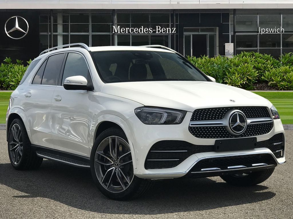 Mercedes Benz GLE Sports Car Hire