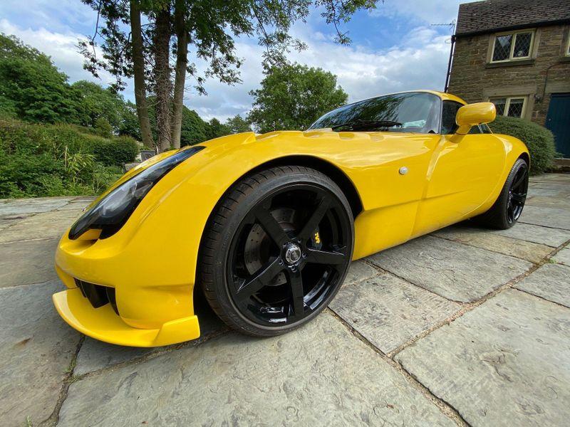 Birminghamlimohire TVR SAGARIS sport car for car rental and car hire