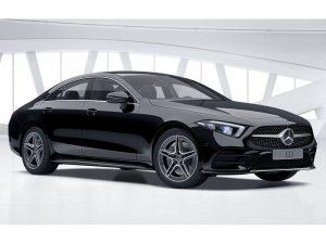 MERCEDES CLS Sports Car Hire