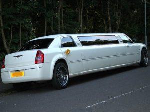chrysler-limousine hire birmingham