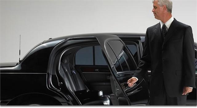 Funeral Prestige Car Hire Service - Birmingham Limo Rental
