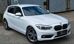 BMW 1 Series Sports Cars Rental